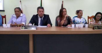 Audiência Pública no Poder Legislativo Municipal